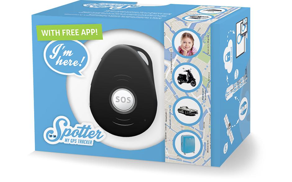 GPS tracker Spotter - bestellen
