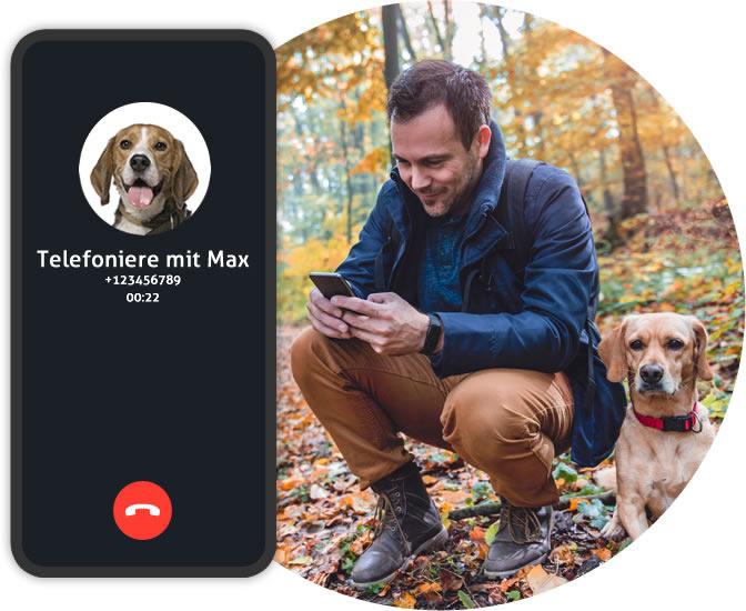 GPS-tracker-hond-sos-knop