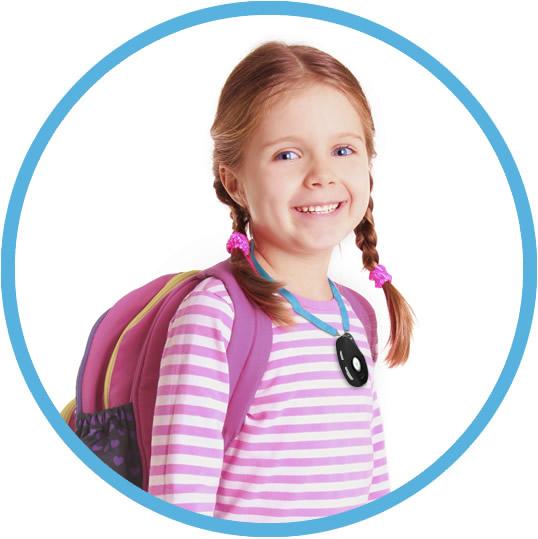 Traceur GPS enfant de Spotter