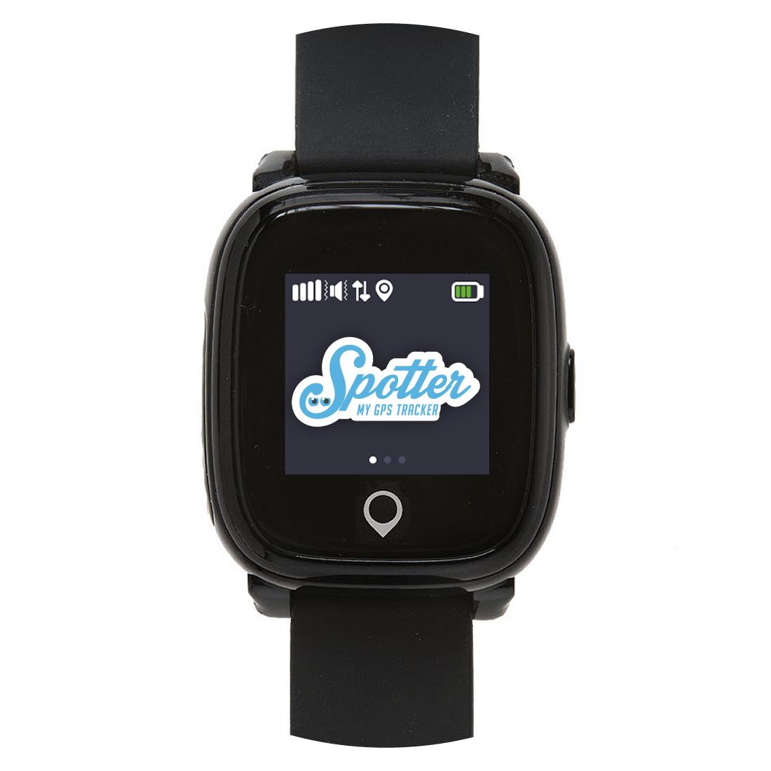 Handleiding Spotter GPS Watch