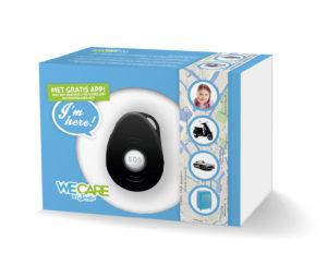 Spotter WECARE GPS Tracker