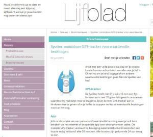 Lijfblad.nl - Spotter