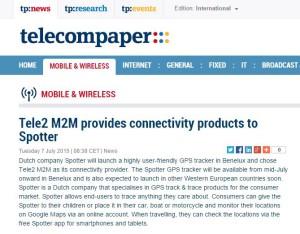 Telecompaper- Spotter