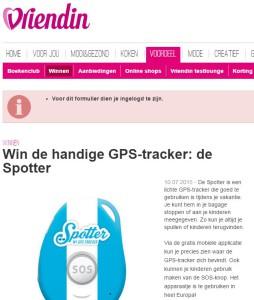 Vriendin.nl - Spotter