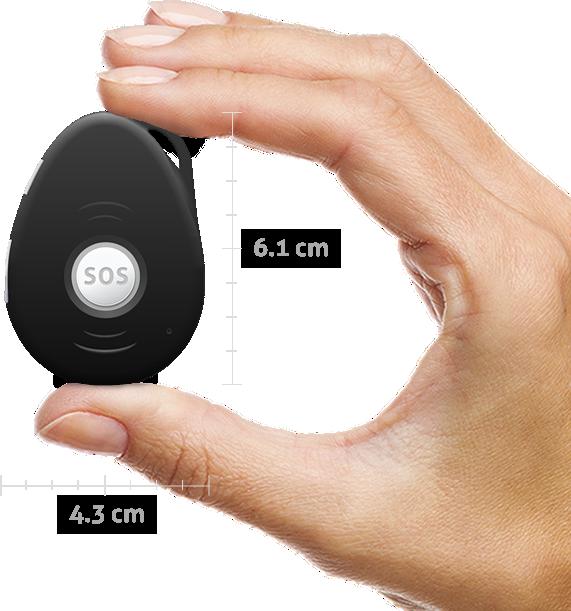 Spotter GPS Tracker_hand