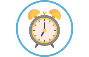 Senioren alarm horloge - alarm