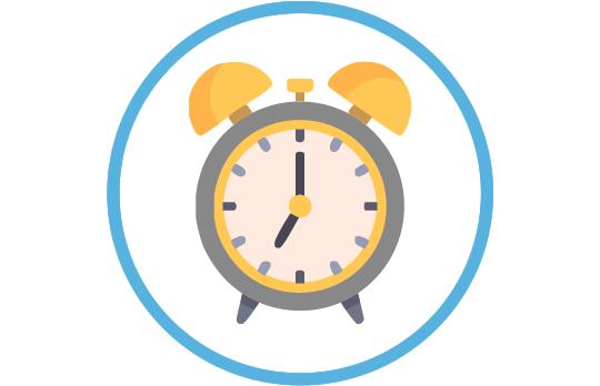 GPS horloge wekker
