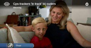Kind GPS horloge - Spotter Hart-van-Nederland