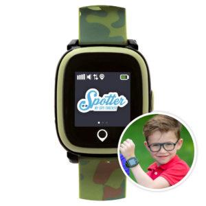 Sinterklaascadeau Spotter kind GPS horloge
