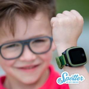 Sinterklaascadeau - Spotter GPS kind horloge