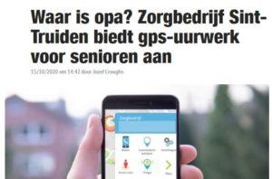 Spotter Nieuwsblad BE