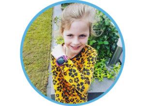 GPS kinderhorloge Spotter - meisje