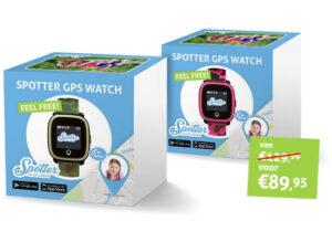 GPS horloge kind-Spotter