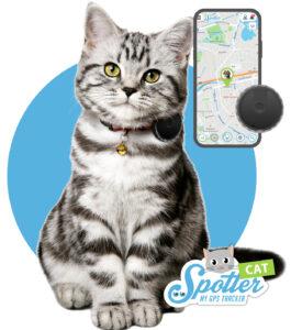 Kat GPS tracker Spotter - kat app