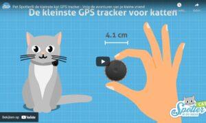 Kat GPS tracker Spotter video