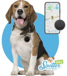 Spotter GPS viervoeter