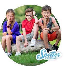 GPS tracker kinderen